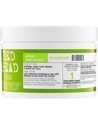 TIGI Bed Head Urban Re-Energize 1 Treatment Mask 200g