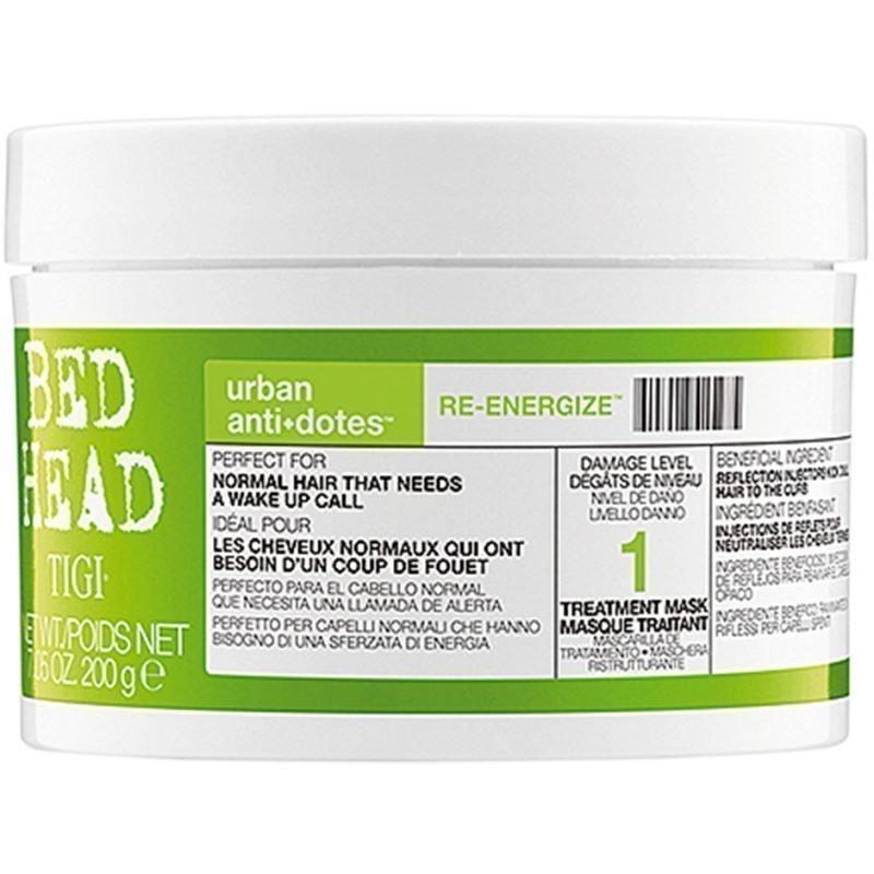 TIGI Bed Head Urban Re-energize 1 Treatment Mask 200g