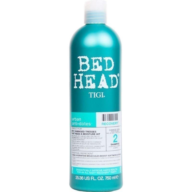 TIGI Bed Head Urban Recovery 2 Shampoo 750ml