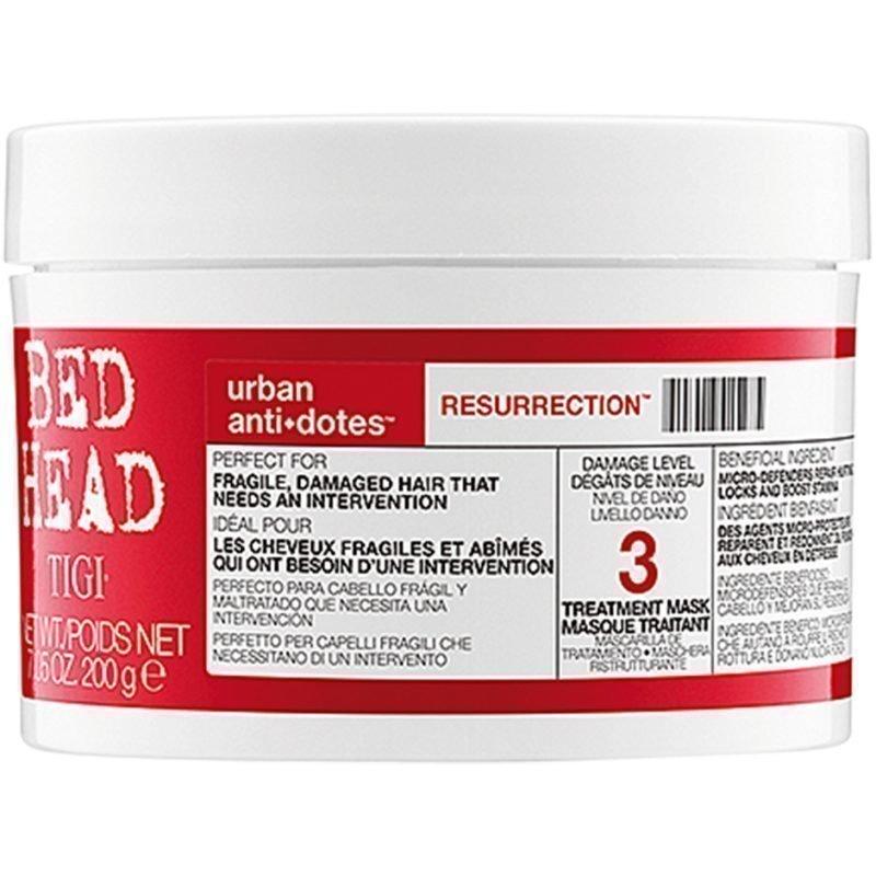 TIGI Bed Head Urban Resurrection 3 Treatment Mask 200g