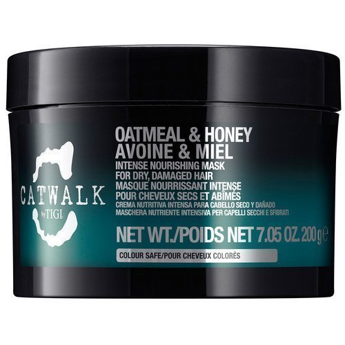 TIGI Catwalk Oatmeal & Honey Intense Nourishing Mask