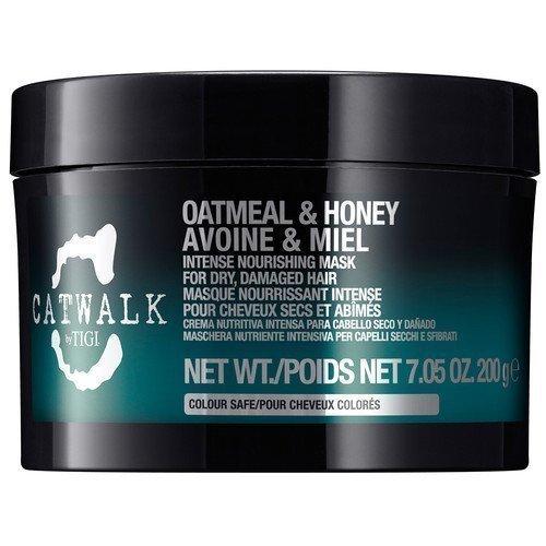 TIGI Catwalk Oatmeal & Honey Intense Nourishing Mask
