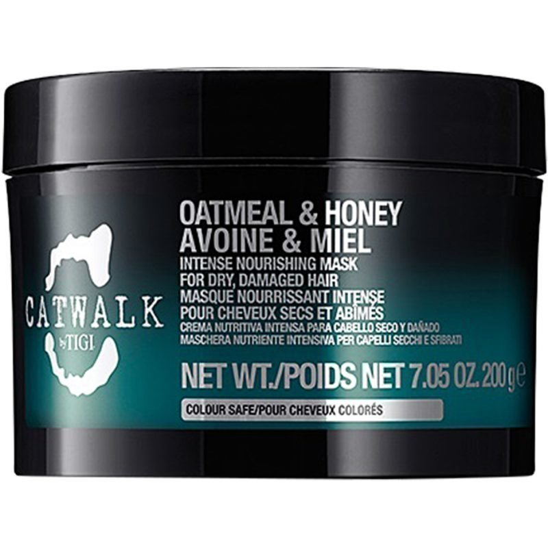 TIGI Catwalk Oatmeal & Honey Intense Nourishing Masque 200ml