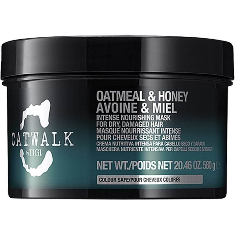 TIGI Catwalk Oatmeal & Honey Nourishing Mask 580g