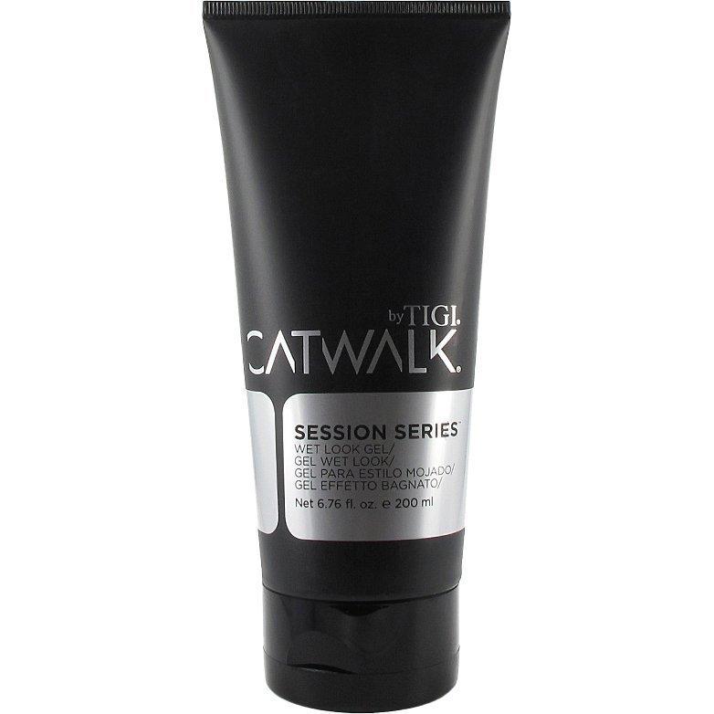 TIGI Catwalk Session Series Wet Look Gel 200ml