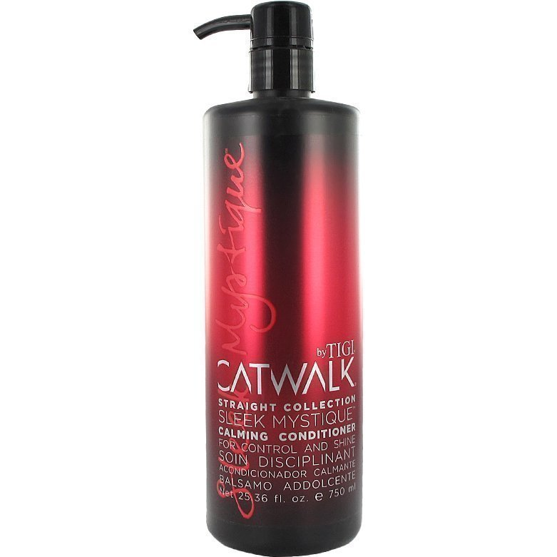 TIGI Catwalk Sleek Mystique Calming Conditioner 750ml
