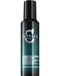 TIGI Catwalk Strong Mousse 200ml