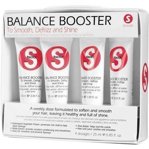 TIGI S-Factor Smoothing Balance Boosters
