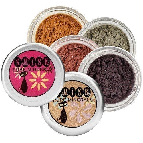 TVÅL Smink Pure Minerals Loose Pigment Eye Shadows Bonavista