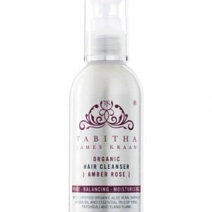 Tabitha James Kraan Amber Rose Organic Hiustenpuhdistaja 150 ml