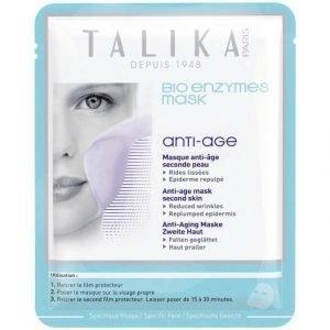 Talika Bio Enzymes Mask Anti Age Kuitunaamio 20 g