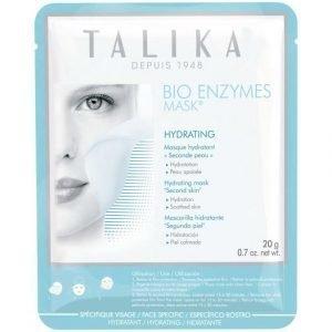 Talika Bio Enzymes Mask Hydrating Kuitunaamio 20 g
