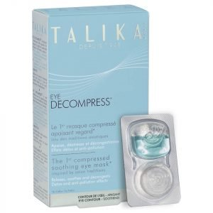 Talika Eye Decompress Mask 6 X 3 Ml