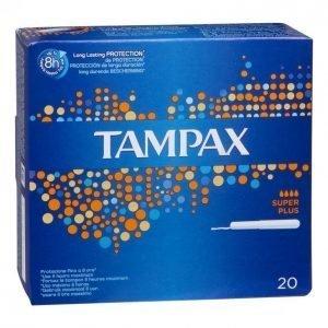 Tampax Superplus Tamponi 20 Kpl
