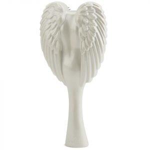 Tangle Angel Brush White