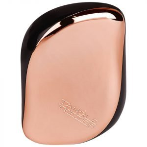 Tangle Teezer Compact Hair Styler Rose Gold Luxe