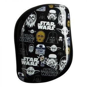 Tangle Teezer Compact Styler Hairbrush Disney Star Wars Multi Character