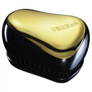 Tangle Teezer Compact Styler Hairbrush Gold Rush