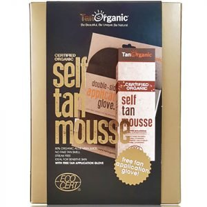 Tanorganic Self Tan Mousse + Free Glove