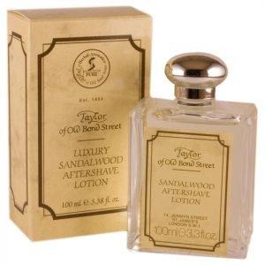 Taylor Of Old Bond Street Sandalwood Aftershave Lotion 100 Ml