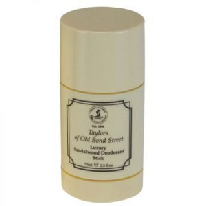 Taylor Of Old Bond Street Sandalwood Deodorant Stick 75 Ml