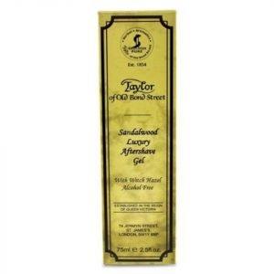 Taylor Of Old Bond Street Sandalwood Luxury Aftershave Gel 75 Ml