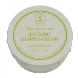 Taylor Of Old Bond Street Shaving Cream Bowl 150g Avocado