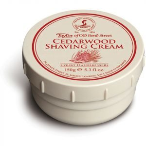 Taylor Of Old Bond Street Shaving Cream Bowl Cedarwood 150 G