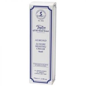 Taylor Of Old Bond Street Shaving Cream Tube 75g Almond