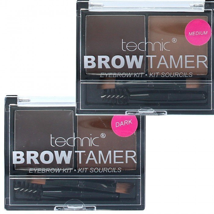 Technic Brow Tamer Kulmakarvapaletti