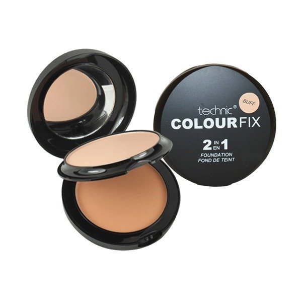 Technic Colour Fix 2 In 1 Foundation