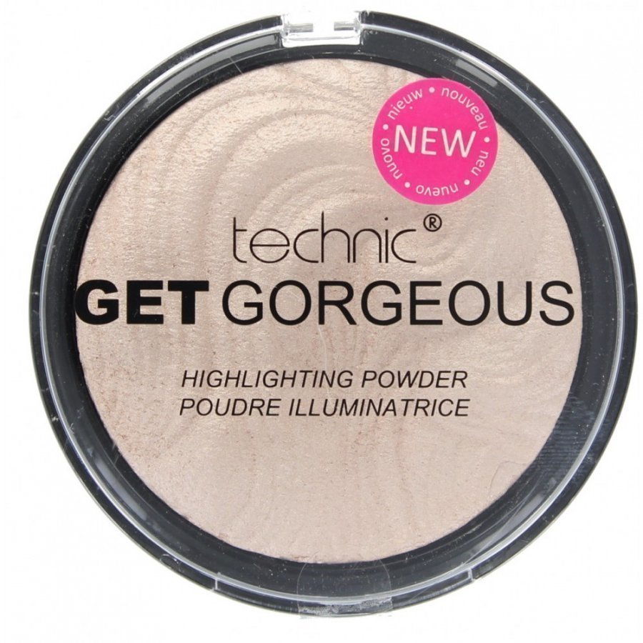 Technic Get Gorgeous Highlighting Powder Korostuspuuteri