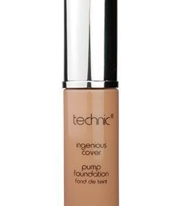 Technic Ingenious Cover Pump Foundation 35ml Meikkivoide