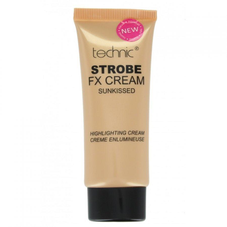 Technic Strobe Fx Cream Sunkissed Highlighting Cream Korostusväri