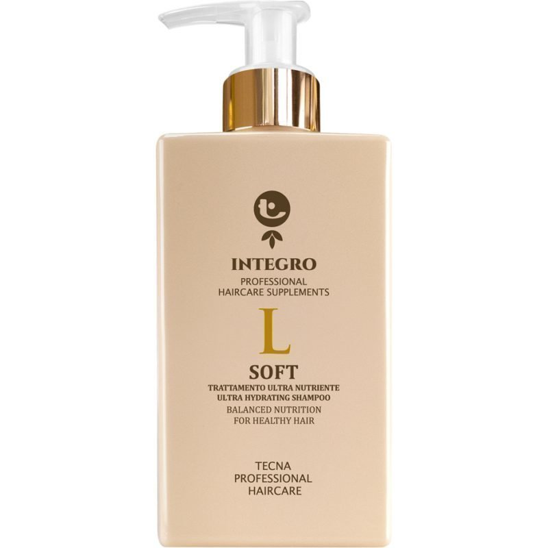 Tecna Integro L Soft Ultra Hydrating Shampoo 250ml