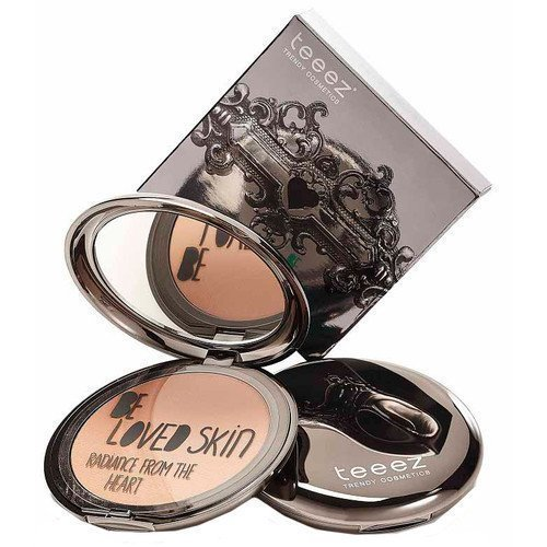 Teeez Be Smooth Face Powder 301 Feather Light