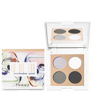 Teeez Cosmetics To Die For Eyeshadow Quad Equinox 71 G