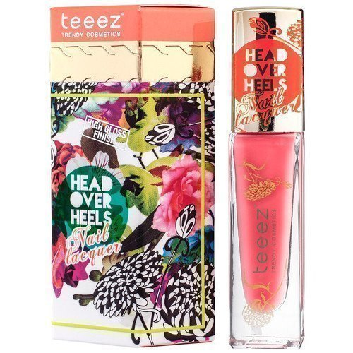 Teeez Head Over Heels Nail Lacquer Cotton Candy