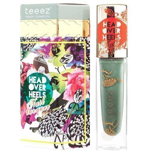 Teeez Head Over Heels Nail Lacquer Free Spirit