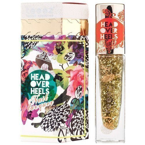 Teeez Head Over Heels Nail Lacquer Golden Dragon