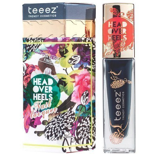 Teeez Head Over Heels Nail Lacquer Petrol Cravings
