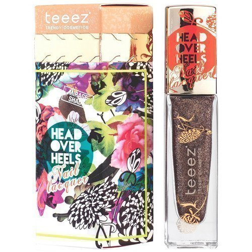 Teeez Head Over Heels Nail Lacquer Smoking Gun