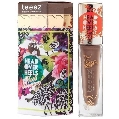 Teeez Head Over Heels Nail Lacquer Vintage Taupe