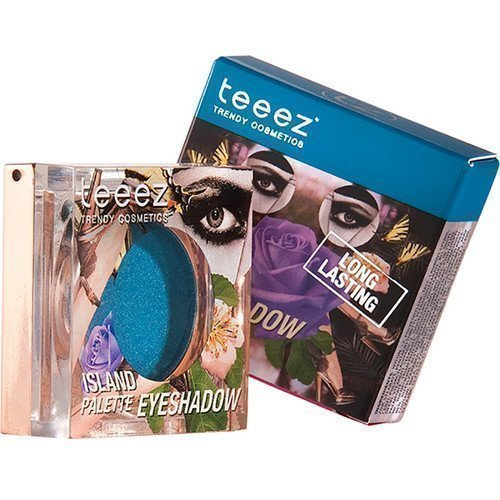 Teeez Island Palette Eyeshadow Island Walks
