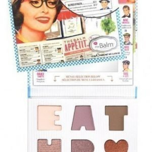 The Balm Appétit Eyeshadow Palette