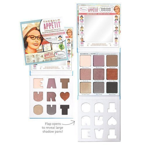 The Balm Appétite Eyeshadow Palette