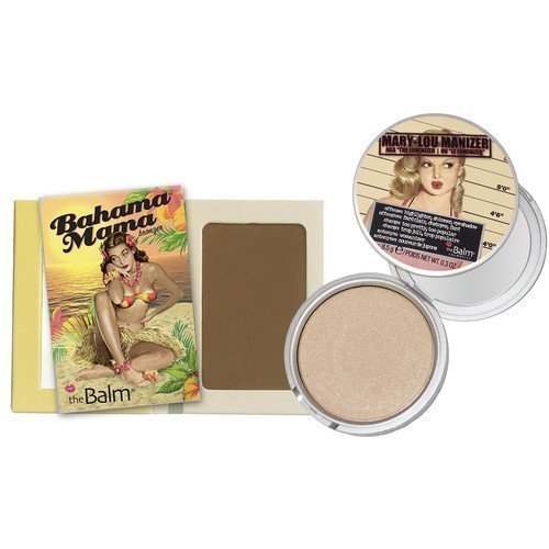 The Balm Bronzer & Highlighter Duo