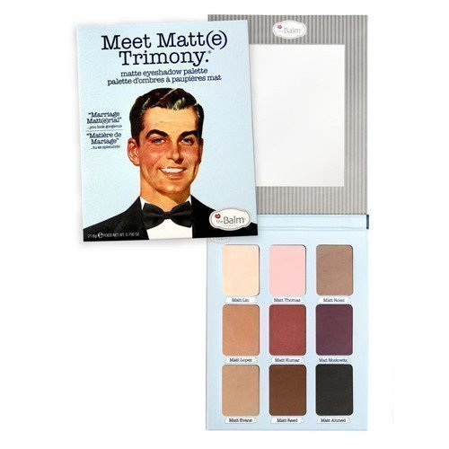 The Balm Meet Matt(e) Trimony Palette