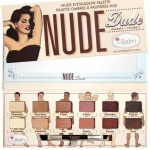 The Balm Palette Nude Dude Eyeshadow Palette
