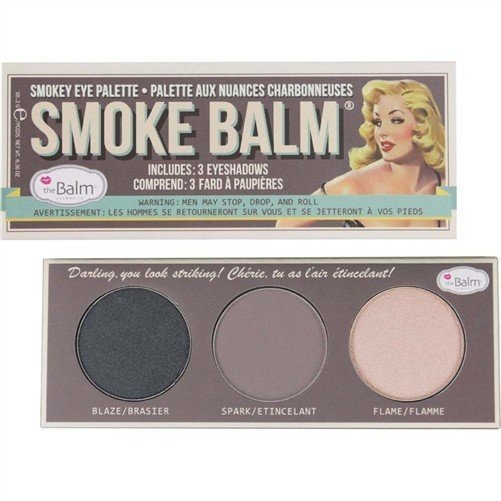 The Balm Smokebalm Eye Palette Nr 1